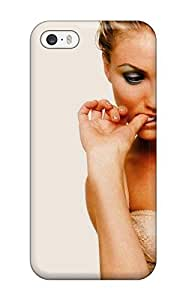 1566625K89876370 Tpu Shockproof Scratcheproof Cameron Diaz Extreme Hard Case Cover For Iphone 5/5s