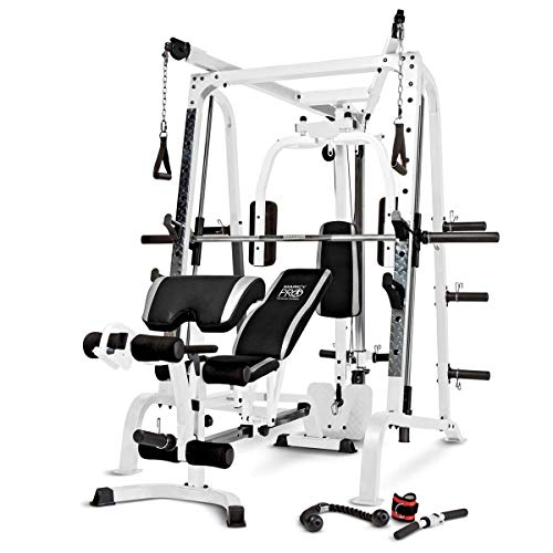 Gym Equipment Khobar: Marcy Smith Cage Workout Machine Total Body Training Home
