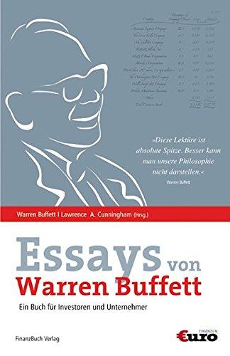Essays von Warren Buffett. Ein Buch für Investoren und Unternehmer