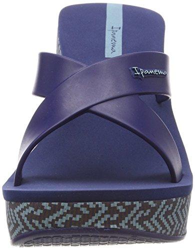 Lipstick Sandali Straps Blue IV con Plateau Ipanema Fem Donna 8040 Multicolore dFHZq4dw