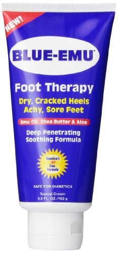 Blue Emu Oil (Blue Emu Foot Therapy, 5.5)