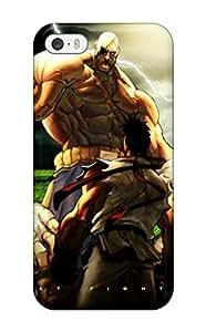 iphone 5c Case Cover Skin : Premium High Quality Street Fighter Case