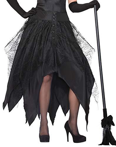 Forum Novelties Women's Standard Witches & Wizards Short Skirt, As As Shown, Standard]()