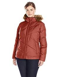 Columbia Women's plus-size Snow Eclipse Jacket Plus