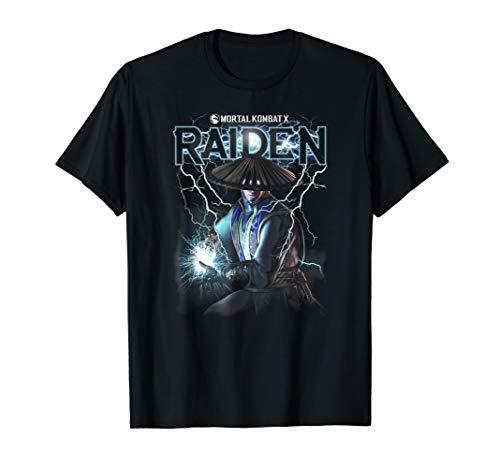 Mortal Kombat X Raiden T -