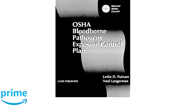 Osha bloodborne pathogens exposure control plan 9780873718028 osha bloodborne pathogens exposure control plan 9780873718028 medicine health science books amazon fandeluxe Images