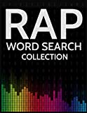 Rap Word Search Collection: Rappers and Rap Music Artists Wordsearch Puzzles