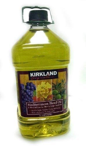 Kirkland Signature Mediterranean Blend 3.ltr