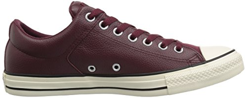 Adulto CTAS Deporte Black 628 Street de Multicolor Burgundy Unisex Zapatillas High Dark Egret Converse dX061xwX