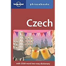 Lonely Planet Czech Phrasebook 2nd Ed.: With 2000-word Two-way Dictionary, 2nd Edition