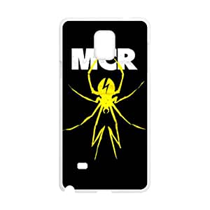 Yellow spider MCR Cell Phone Case for Samsung Galaxy Note4