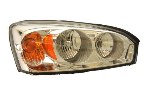 Genuine GM Parts 15851372 Passenger Side Headlight Assembly Composite ()