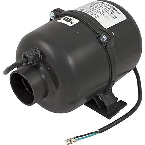 Blower, Air Supply Ultra 9000, 1.5hp, 115v, 7.4A, 4ft AMP ()