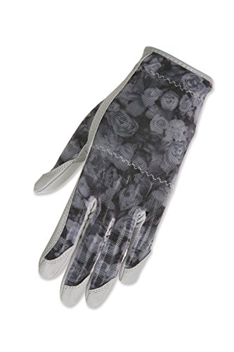 t Hand Solaire Full Length Golf Glove, Large, Grey Rose ()