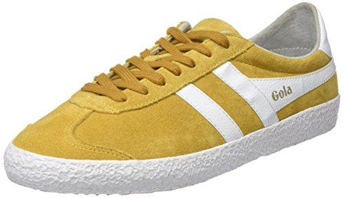 cheap sale new arrival 100% guaranteed cheap online Gola Women's Specialistsun/White Trainers Yellow (Sun/White Yw) sale geniue stockist h9kFfLw