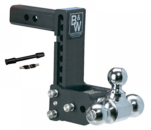- B&W Hitches TS10049B Tow & Stow 7