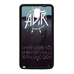 Happy ADTR Cell Phone Case for Samsung Galaxy Note3