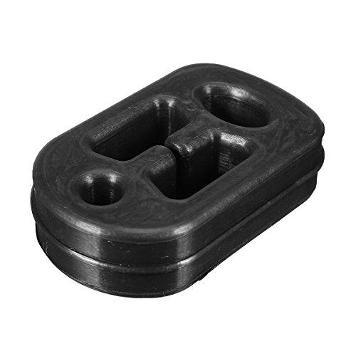 CoCocina Exhaust Rubber Mount Mounting Ring Hanger Bracket Support Holder For Peugeot 206 -