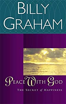 Peace with God: The Secret Happiness 038504349X Book Cover