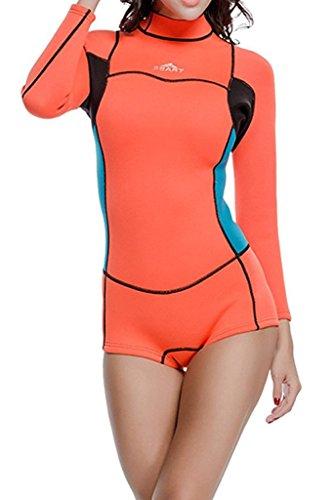 Anti-UV Wetsuit - 5
