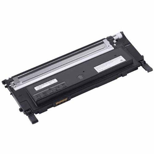 (Dell Computer Y924J Black Toner Cartridge 1230c/1235cn Color Laser)