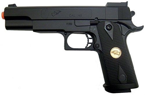 p169 spring airsoft gun pistol 260 fps