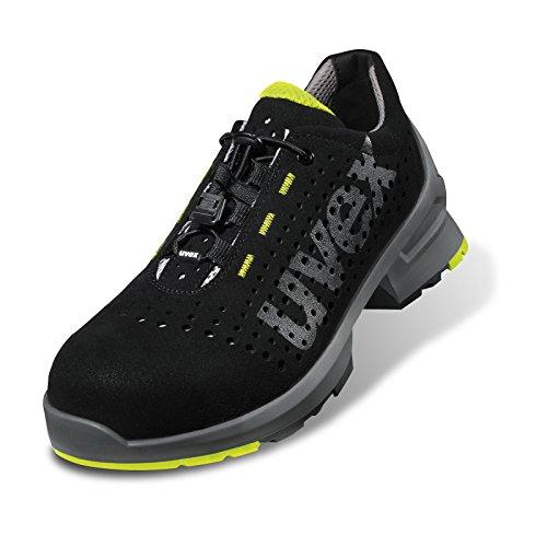 Chaussures basses de sécurité Taille: 43 Uvex 1 8543843 S1 1 paire