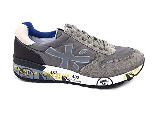PREMIATA Uomo Sneaker Grigia 2824 Mick Grey MainApps TgqwTar