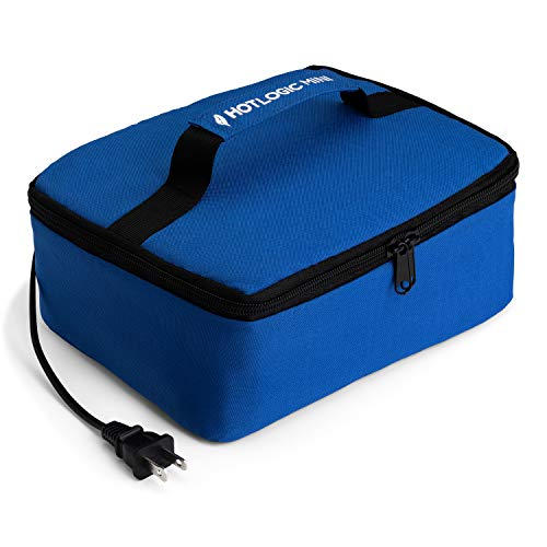 Hot Logic 16801060004 Food Warming Tote, Lunch, Blue