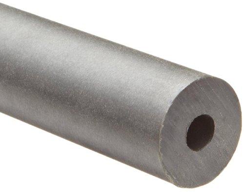 (Gray Nylatron GS Nylon Round Tubing, 1