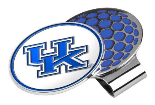 Kentucky Wildcats Golf Hat Clip & Ball Marker (Kentucky Wildcats Hat Clip)