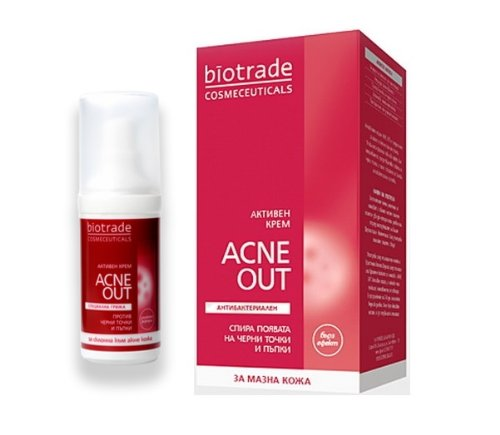 Acne Out Cream 30ml – Anti Acne pimples blackheads whiteheads Review