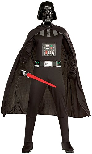 Rubie's Costume Star Wars Complete Darth Vader, Black, X-Large Costume