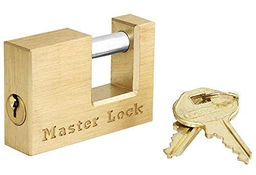 Master Lock 605DAT Trailer Coupler Padlock - 4 Pack by Master Lock