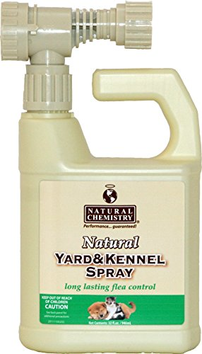 Natural Chemistry Natural Yard & Kennel Spray - 32 oz