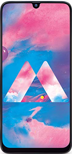 Samsung Galaxy M30 6.4 5000 mAh 64GB GSM Unlocked Smartphone - No CDMA - No Warranty (Gradation Black)