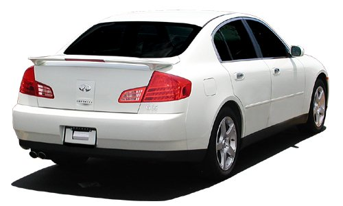Amazon Infiniti G35 Spoiler 03 06 Sedan Factory Rear Wing