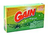 Gain Dryer Sheets 15/20 Count
