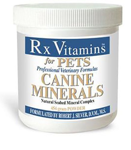 Rx Vitamins Canine Minerals Powder, 454g/One Size