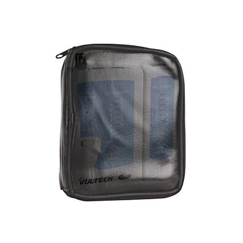 Coassiale Vultech T006 Tester per Cablaggio Dati e Video Rj45//Rj11//Rj12//BNC Blu//Bianco