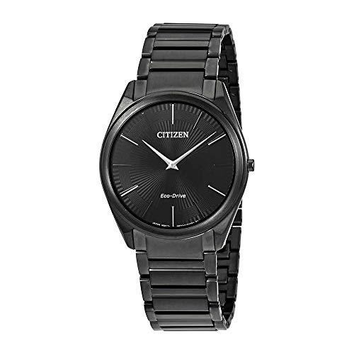 Citizen Watches Men's AR3075-51E Eco-Drive Black Watch