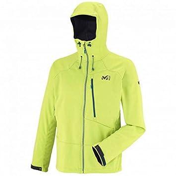 Millet - Alpinist WS Hoodie, color amarillo, talla M: Amazon.es: Deportes y aire libre