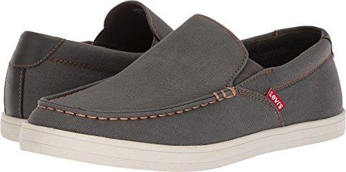 Levi's Shoes Men's Tiller Denim/Nappa Charcoal 10.5 D US