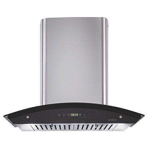Elica OSB HAC Touch BF Chimney (60 cm, 1200 m3/hr, Stainless