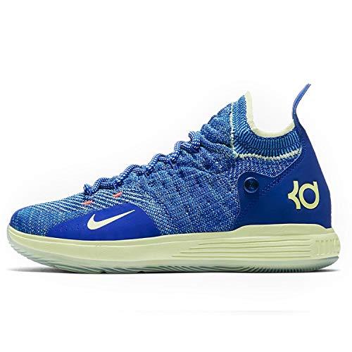 Nike KD11 (GS) Kids Basketball Shoes (5 M US Big Kid, Multi-Color/Multi-Color) by Nike (Image #1)