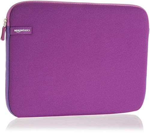 AmazonBasics 13.3-Inch Laptop Sleeve - Purple