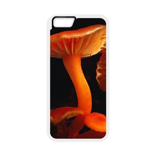 """SYYCH Phone case Of Color Mushrooms Cover Case For iPhone 6 Plus (5.5"""")"""