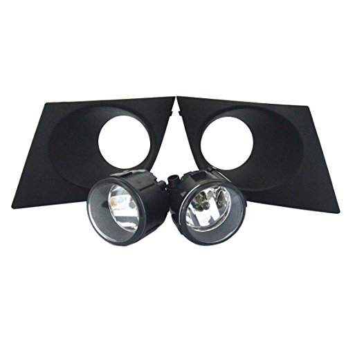 DLAA NS327 Bumper Fog Light (Clear Front Driving Lamps wi...