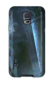 New Black Gold Online Tpu Case Cover, Anti-scratch Phone Case For Galaxy S5 9247782K93373890