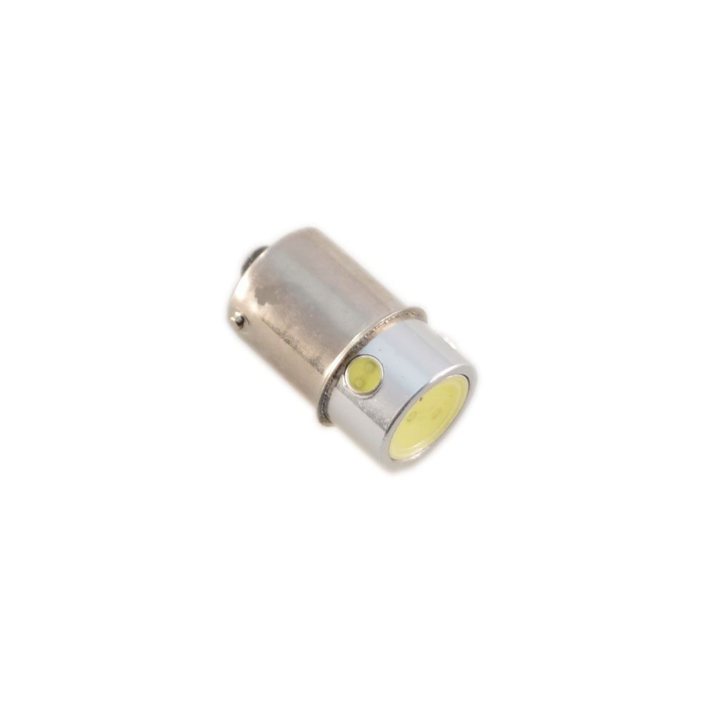 LED replacement bulb for 67 bulb with Bright White LEDs
